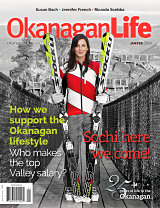 Okanagan Life - Sochi Olympic Cheering Guide