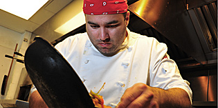 Kitchen Confidential with Chef Bruno Terroso at The Vanilla Pod