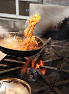 Okanagan-best-restaurant-vanilla-pod-paella