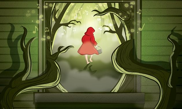 Red Riding Hood leads Bumbershoot Children's Theatre year