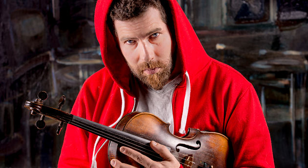 Ashley MacIsaac Set To Rock Kelowna