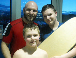 YMCA Healthy FlowRider Competition set for Saturday, March 1