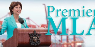 Christy Clark: Premier MLA