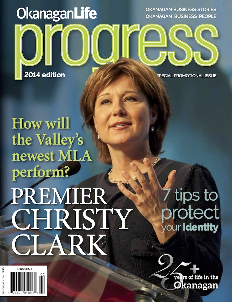 Progress-Okanagan-Life-Christy-Clark