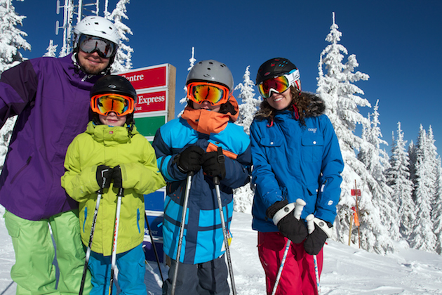 BC's Second Ever Family Day Brings Economic Benefits to Ski Resort