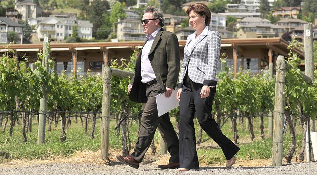 christy-clark-ben-stewart-quails-gate-winery