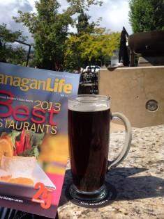 Brew Pub in the Okanagan