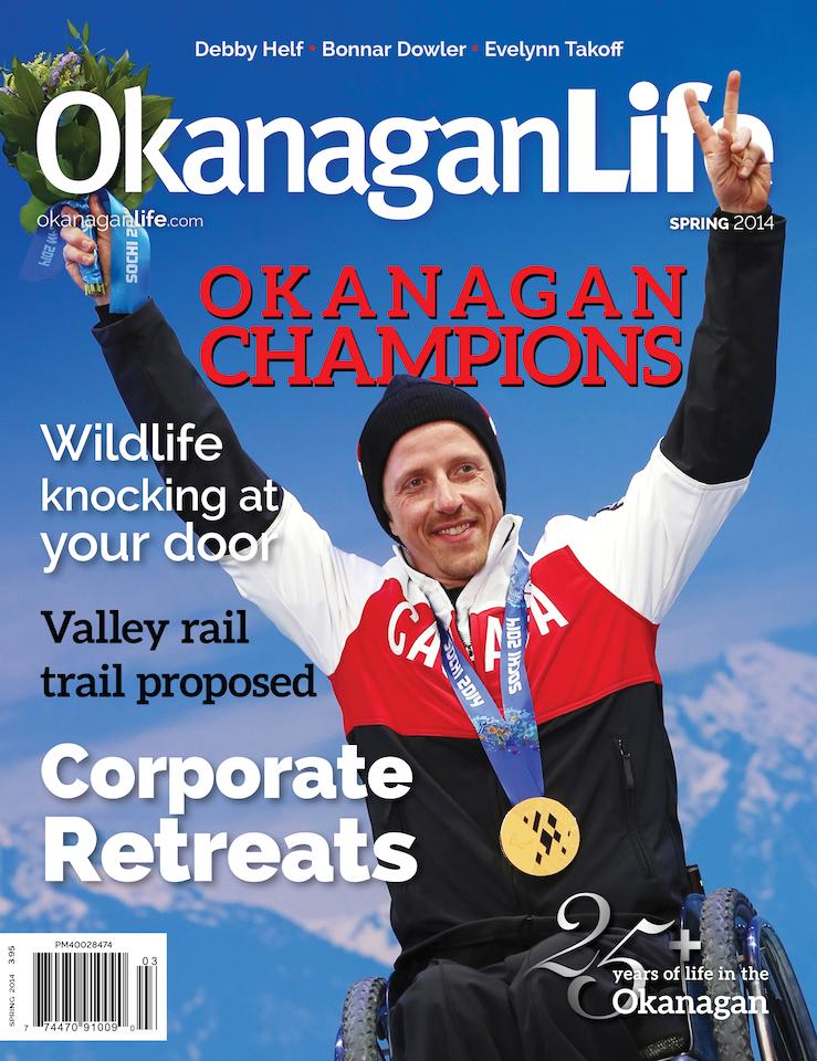 Spring 2014 – Okanagan Life