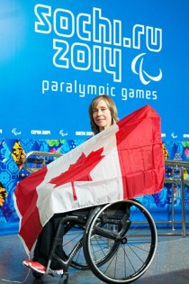 sonja-gaudet-canadian-flag