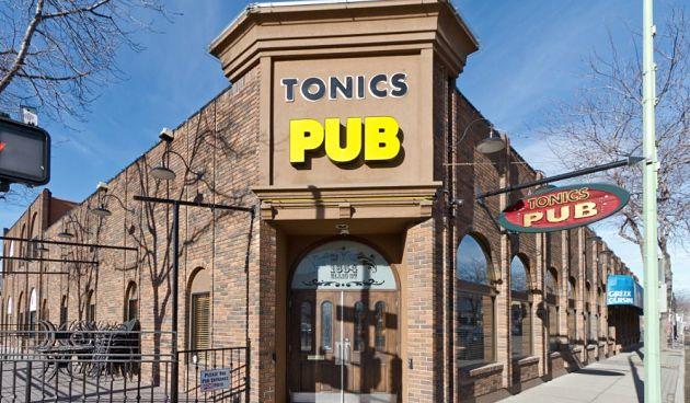 Johnny vs. Johnny at Tonics Pub March 14