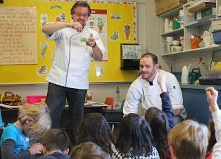 Growing Chefs In the Classroom