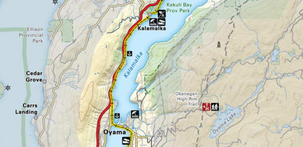 okanagan-rail-trail-map
