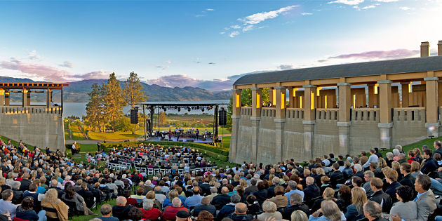 Legendary Tony Bennett to perform at Mission Hill Winery Amphitheatre