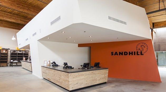 Sandhill Winery Opens New Tasting Bar in Downtown Kelowna