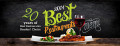 Best Restaurant Awards Winners 2014