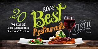 Best Restaurants Guide to the Fall Okanagan Wine Festival