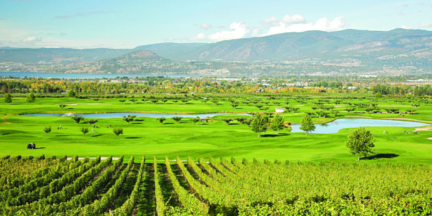 Best Okanagan Golf Courses – 2013 Awards