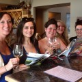 Tasting at Tinhorn wines