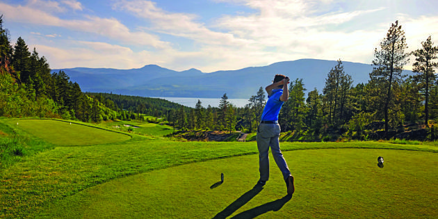 Okanagan Golf Guide & Map