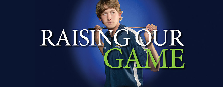 Golf Feature: Raising our Game