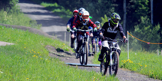 Silver Star Bike Park Now Open: New Trails Unveiled