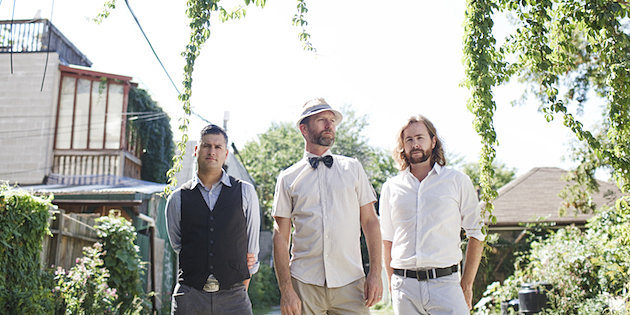 Elliott BROOD performs at Sun Peaks outdoor summer concert series