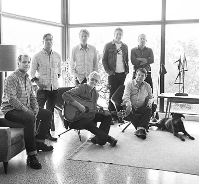 Free outdoor concert featuring Blue Rodeo