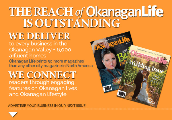 Best Okanagan Developments: August Issue Preview