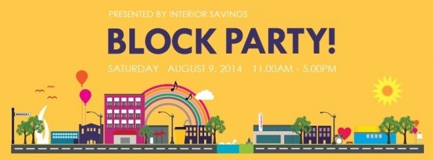 25th Annual Downtown Kelowna Block Party @ Bernard Avenue | Kelowna | British Columbia | Canada