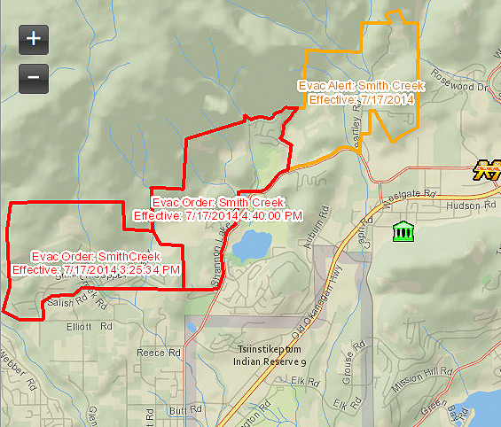 west-kelowna-fire-map