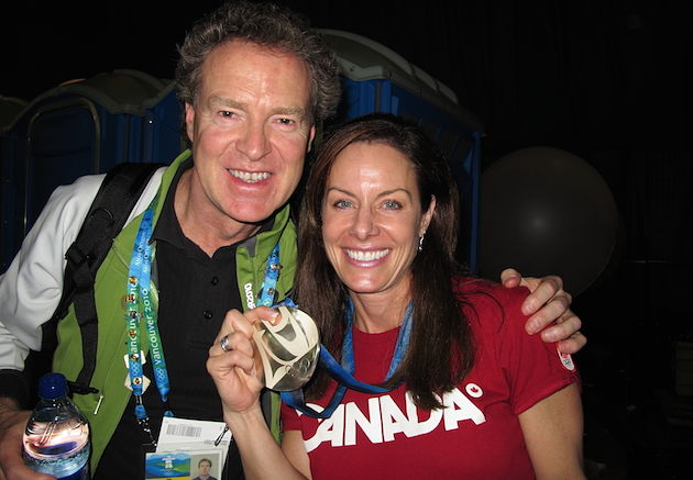 Olympian Cheryl Bernard to speak at TEDxKelowna