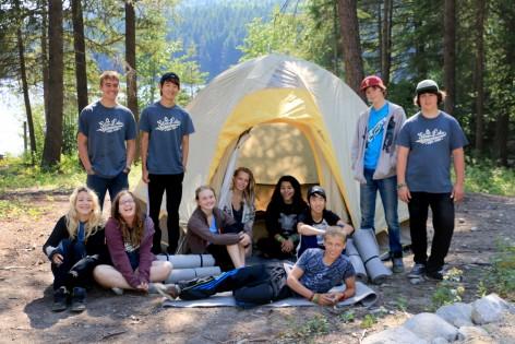 Leadership-Tent