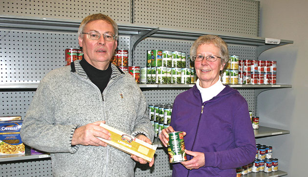 in-person-john-bubb-carol-bubb-summerland-food-bank