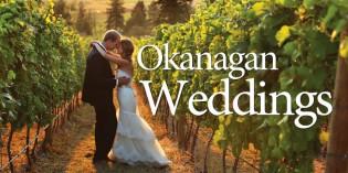 My big fab Okanagan Wedding