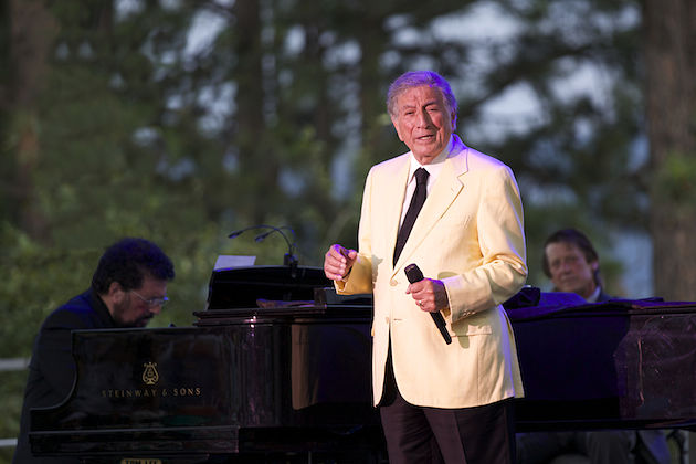 I Left my Heart at Mission Hill with Tony Bennett