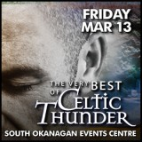 Celtic Thunder returns to Penticton with Best Tour