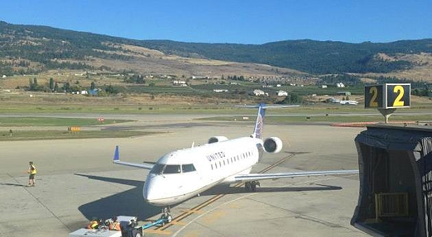 Kelowna begins daily non-stop flights to San Francisco