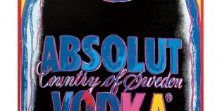 Absolut Launches Limited edition Andy Warhol Bottle