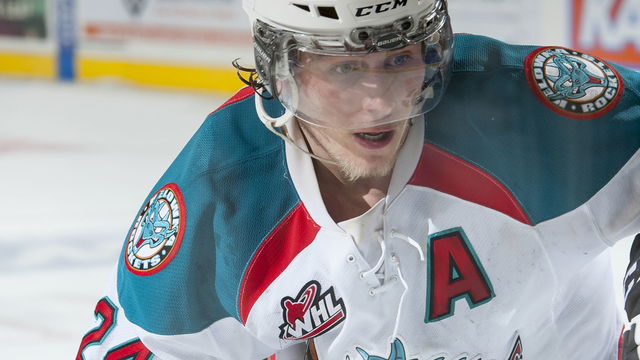 Kelowna Rockets set for season opener; Tyson Baillie returns