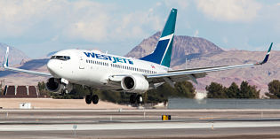 WestJet new baggage fees won't apply to Mexico travel from Kelowna