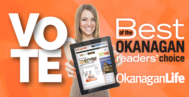 Valley residents vote for best Okanagan businesses