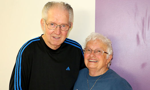 Seniors Get a free Health Assessment at the Y