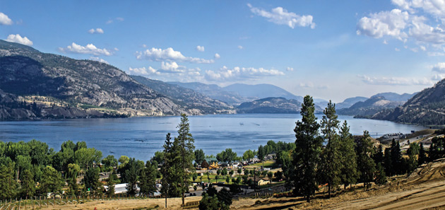 Federal funds flow to Okanagan for water sustainability
