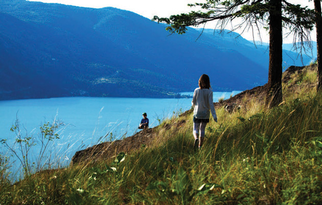 Okanagan: Building a Brigadoon-ian place to live