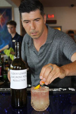 Summerhill cocktail program expresses winery's unique personality