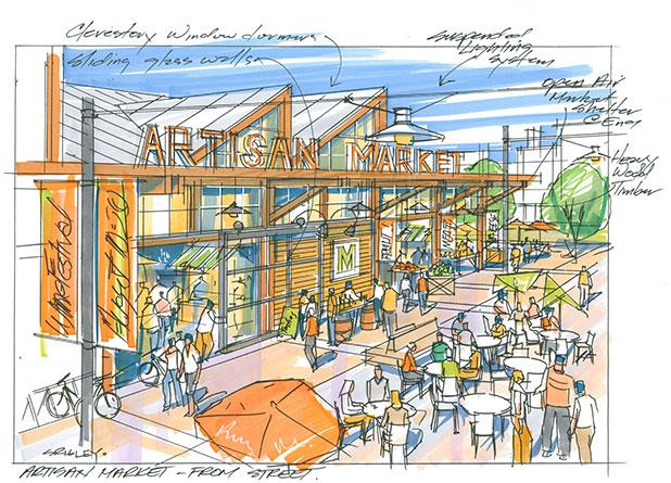 Peachland approves New Monaco Development