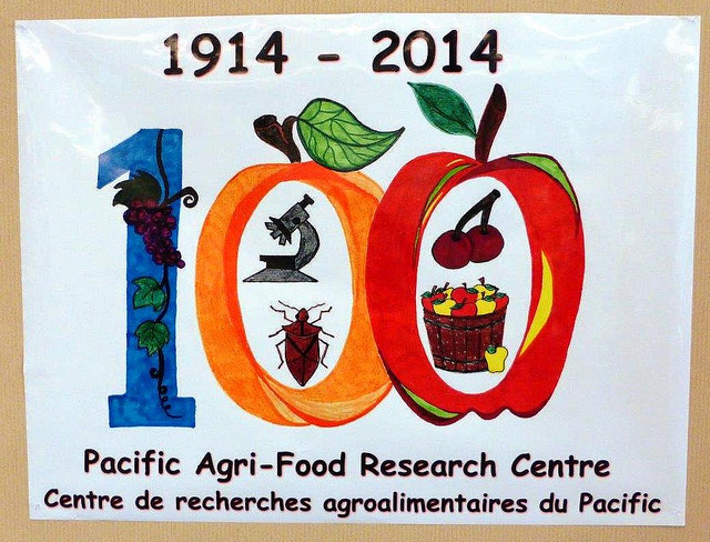 Celebrating 100 years of research at Summerland agriculture centre