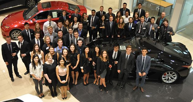 Top students prepare for the largest business competition in Western Canada