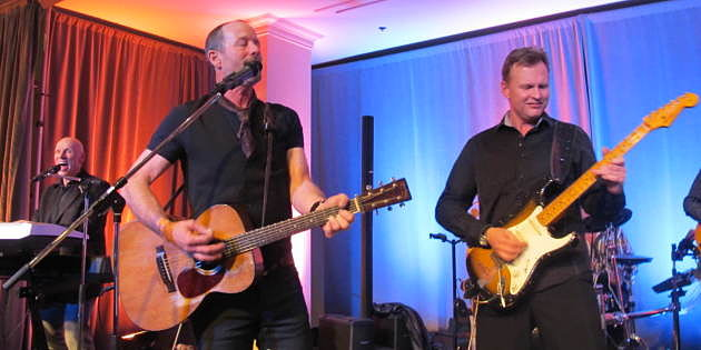 Spirit of the West, Barney Bentall to headline at Gold Medal Plates
