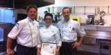 Culinary scholarship is gravy for determined cooking student